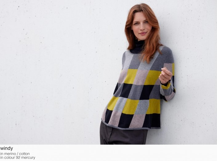 mansted windy merino cotton 92 mercury aw19 aw 2019 Knitwear quality knit multi coloured colourful cotton yak lambswool soft versatile feminine beautiful details fashion favourit autumn winter bright colours pullover jumper t-shirt cardigan jacket strik kvalitetsstrik farverig bluser trøjer feminin strik til kvinder